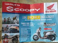 Honda All New Scoopy ESP Resmi Dilaunching Di Banda Aceh, Berapa Harganya ?