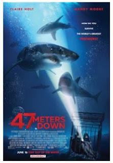 Download Film 47 Meters Down (2017) HD Subtitle Indonesia