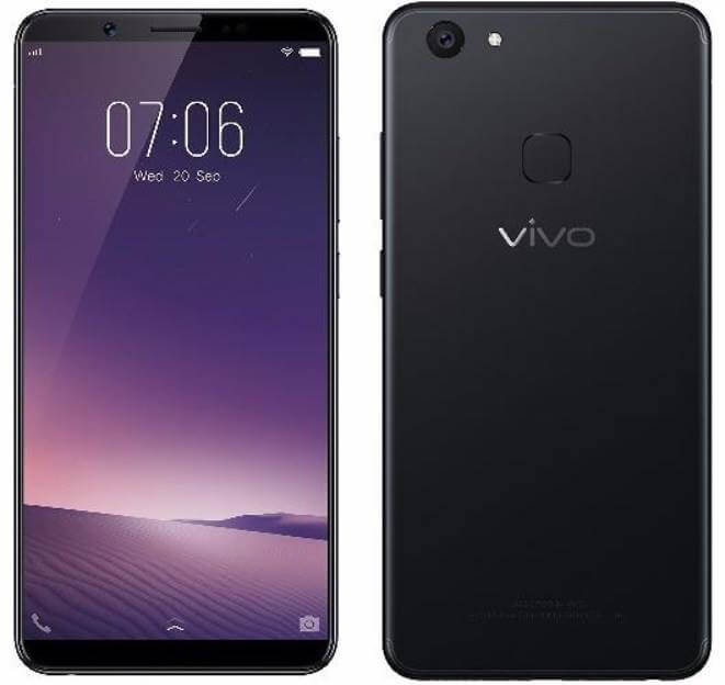 Vivo V7+ Launched in India; Bezel-less 18:9 FullView Display, Snapdragon 450, 24MP Selfie Camera