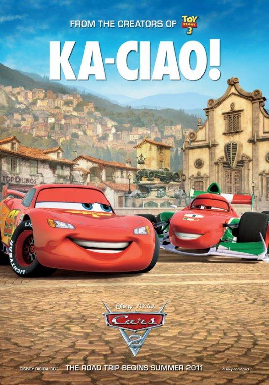 Cars 2... Ka-Ciao!
