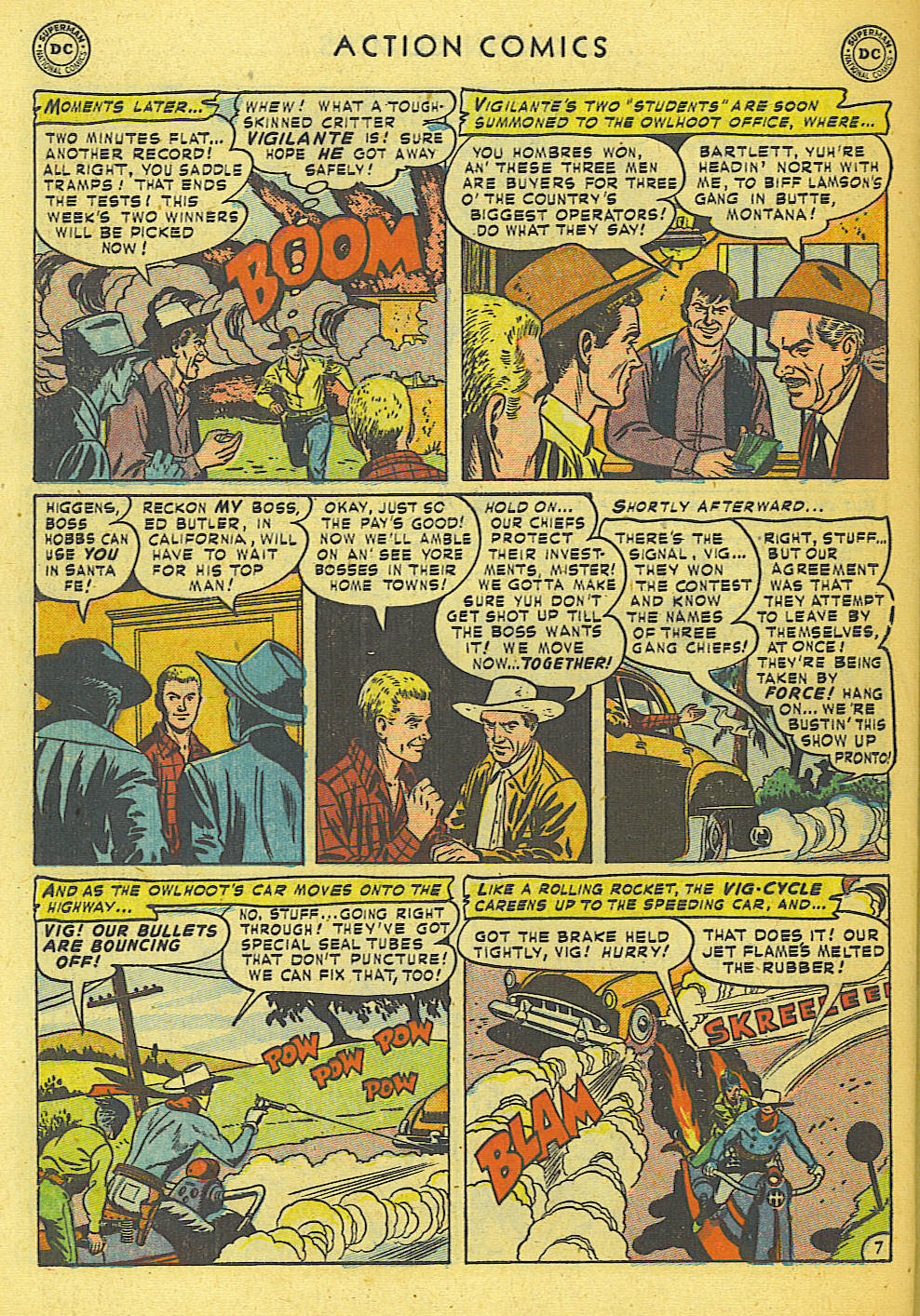 Read online Action Comics (1938) comic -  Issue #168 - 33