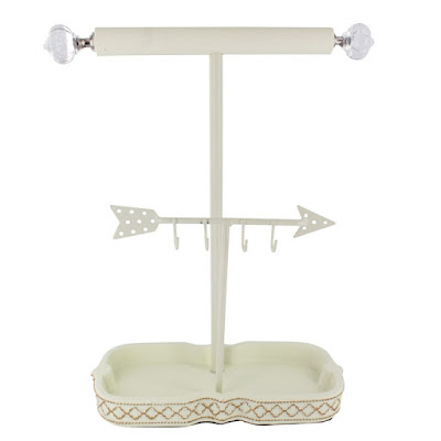 Shop Nile Corp Wholesale Metal Arrows Jewelry Display Jewelry Stand Hanger Organizer