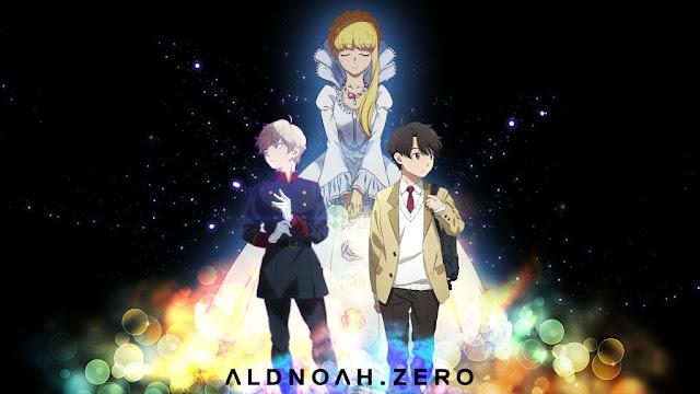 Aldnoah Zero Season 2 Sub Indo