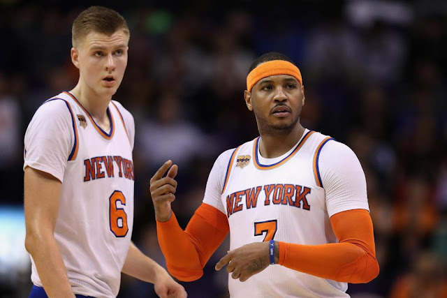 Kristaps Porzingis' brother warns Knicks to treat star right, explains strategy behind exit meeting Onlinelatesttrends