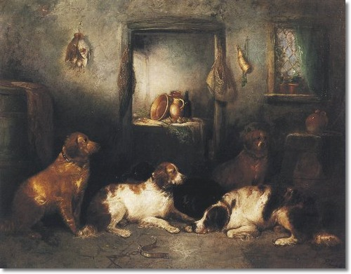 Art Friday All About Dogs