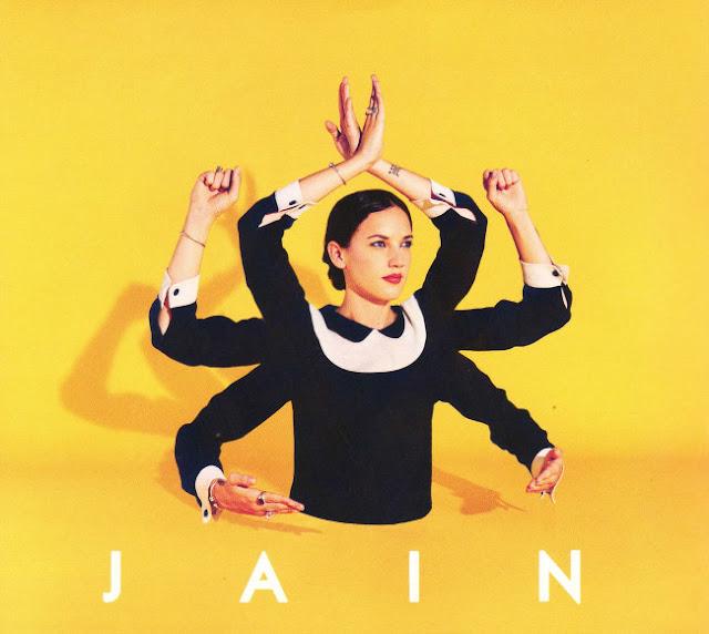 Portada de Jain  autora de la canción del anuncio de El Corte Inglés otoño 2016