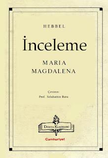 Maria Magdalena Kitap İncelemesi