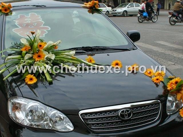 Mẫu hoa cưới 1 triệu XH073