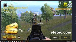 صورة توضع الدقة والسهولة للعبة بابجى على الكمبيوتر