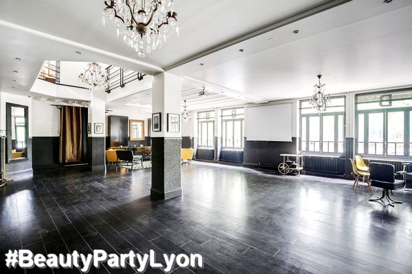Beauty Party Influenceurs Lyon au Studio 33 - Blog