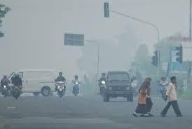 Kabut Asap Melanda Sumatra dan Kalimantan, Stop Pembakaran !
