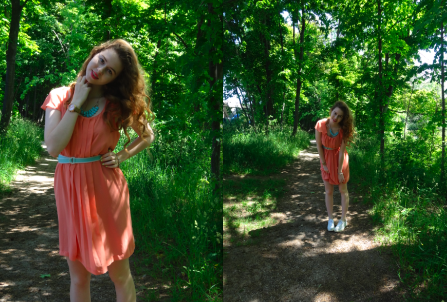 OOTD Inspired By The Notebook, Annie Robinson, Vintage Fashion, F&B INC