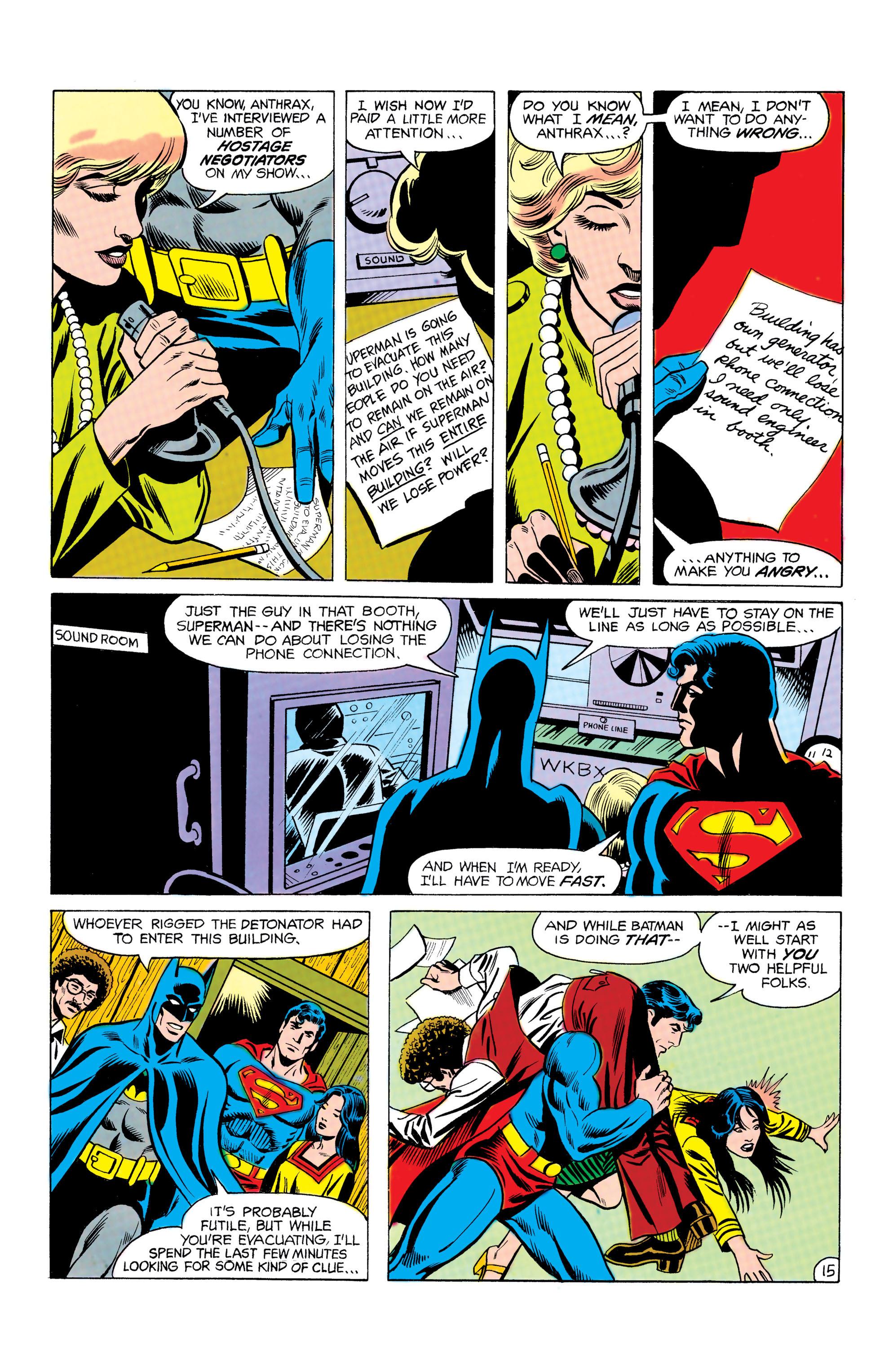 Read online World's Finest Comics comic -  Issue #292 - 16