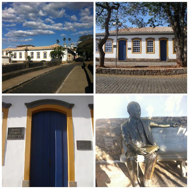Memorial Tancredo Neves em São João del Rei - MG