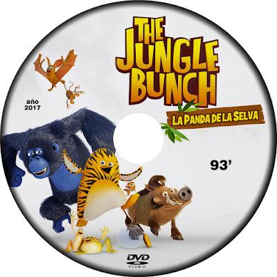 The Jungle Bunch - La panda de la selva - [2017]