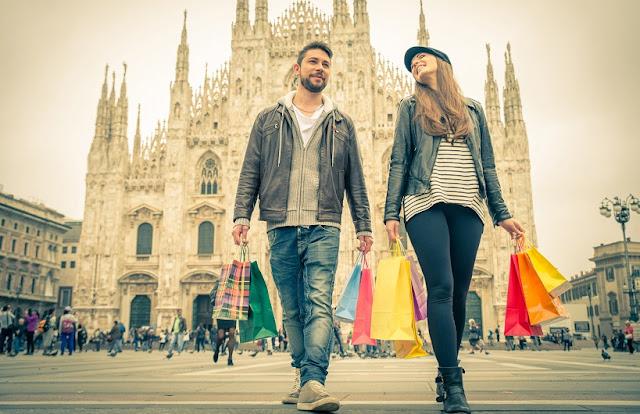 Pontos importantes a serem levados em consideração quanto a quantia de dinheiro para levar à Milão