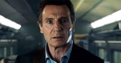 Liam Neeson en El Pasajero