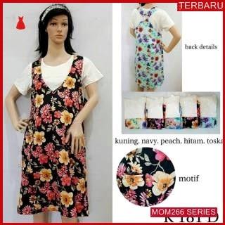 MOM266D21 Dress Hamil Menyusui Modis Morina Dresshamil Ibu Hamil