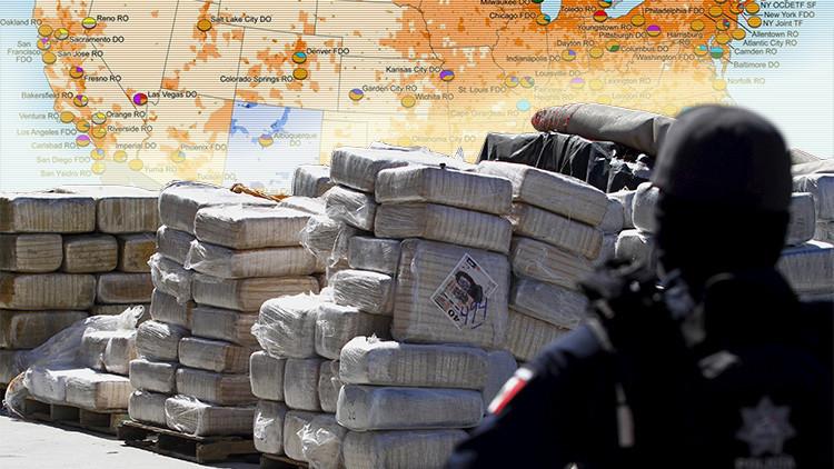 Estos son los tres Cárteles de la droga mas poderosos de México
