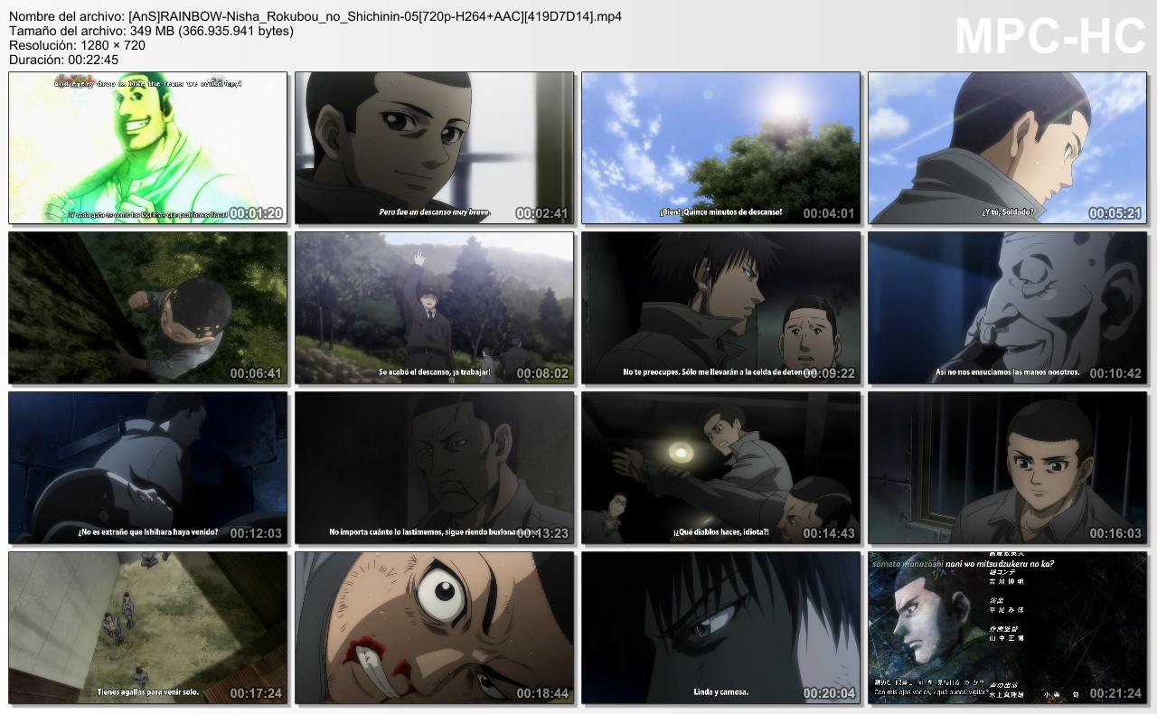 AnSRAINBOW Nisha Rokubou no Shichinin 05720p H264AAC419D7D14.mp4 thumbs 2017.12.06 22.13.22 - Rainbow: Nisha Rokubō no Shichinin | 26/26 | HD 720p | MEGA