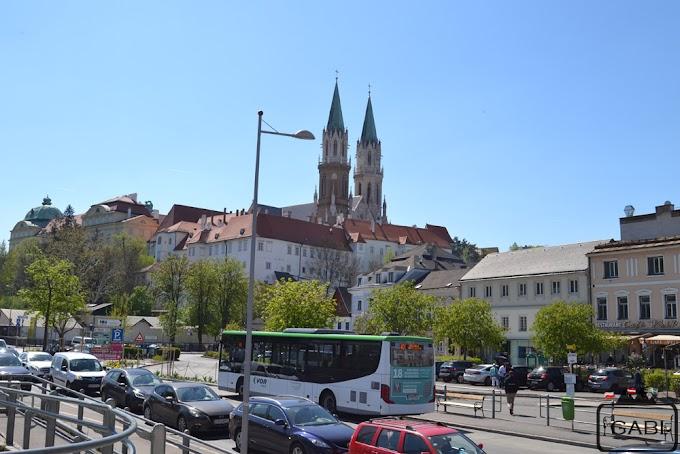 Średniowieczny klasztor w Klosterneuburgu