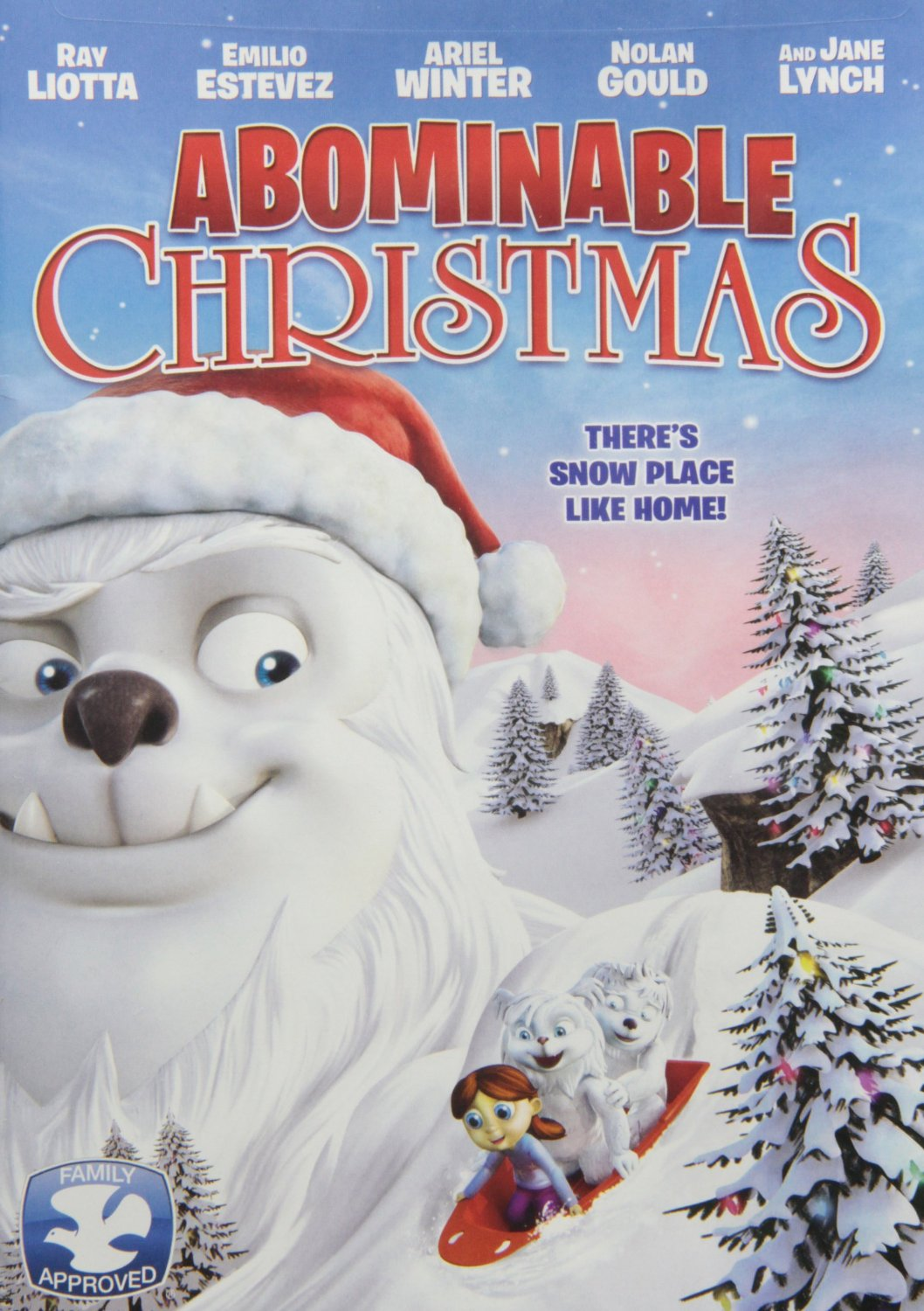 Abominable Christmas (2012) ταινιες online seires oipeirates greek subs