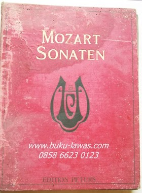 Mozart Sonaten. kumpulan lagu lagu kuno.