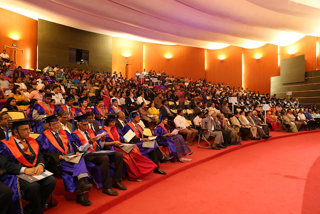 CMR University held its First Annual Convocation