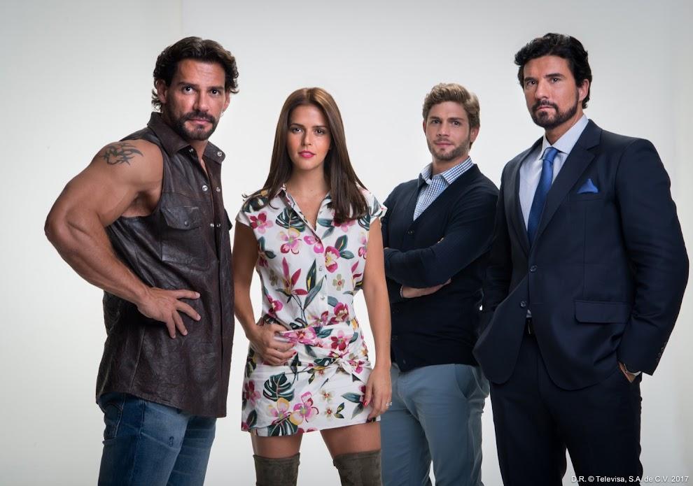 elenco de la telenovela en tierras salvajes m s