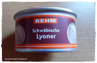 Rehm Schwäbische Lyoner
