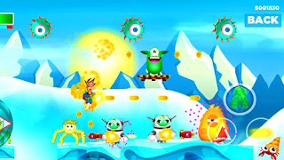 Download Adventure Quest Monster World V2.4 MOD Apk