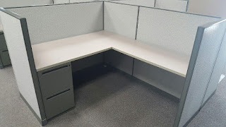 Used cubicles- Kimball