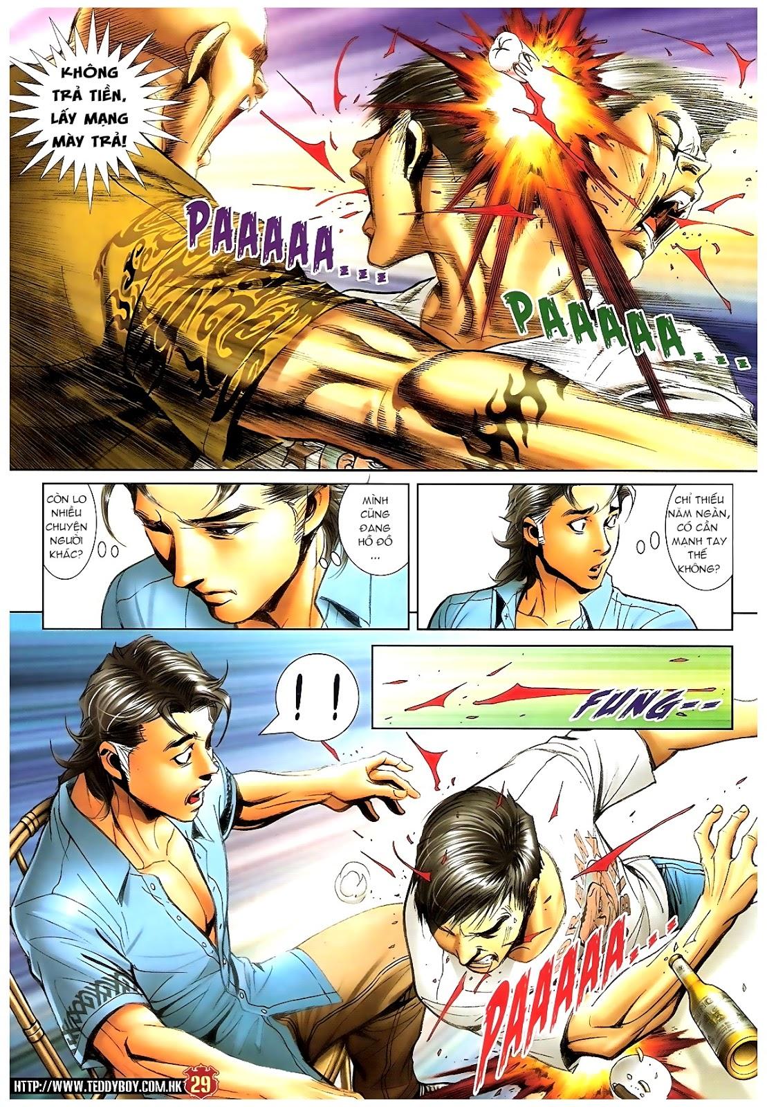 Người Trong Giang Hồ - Chapter 1393: Hạo Nam gây họa - Pic 28