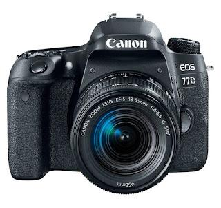Harga Kamera DSLR Canon EOS 77D termurah terbaru dengan Review dan Spesifikasi April 2019