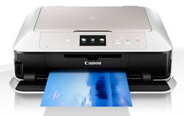 Canon PIXMA MG7550 Printer Driver and Review 2016