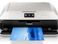 Canon PIXMA MG7550 Printer Driver and Review 2017