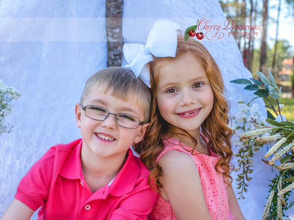 The adorable H kids  | Easter 2016 Session