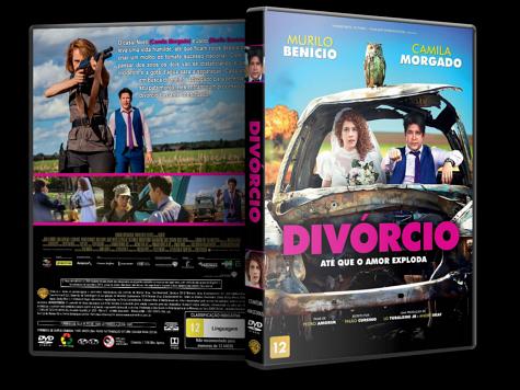 Capa DVD Divórcio [Custom]