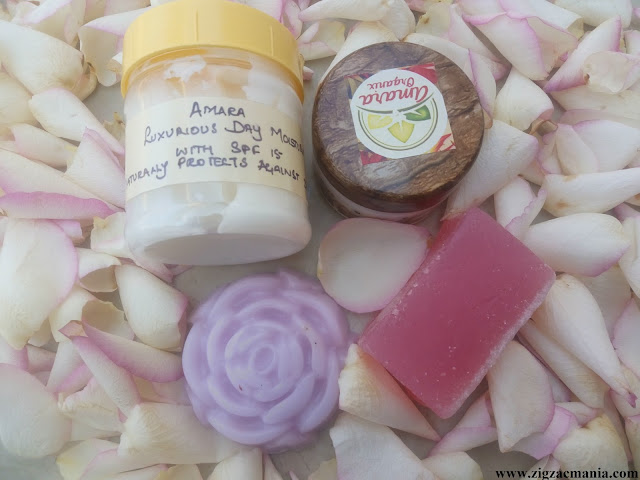 Amara Organix Handmade Products Review