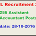 UPPCL Recruitment 2016 Apply 256 Assistant Accountant Posts