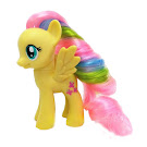 My Little Pony Train Set Fluttershy Brushable Pony