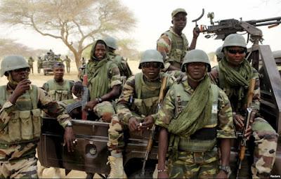 boko haram kills 22 niger soldiers