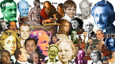 Biographies of Famous Scientists
