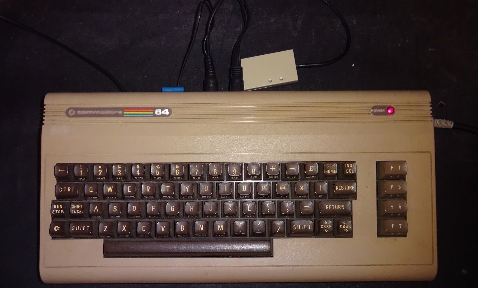Tynemouth Software: Day 13 - Commodore 64 Time Shared USB