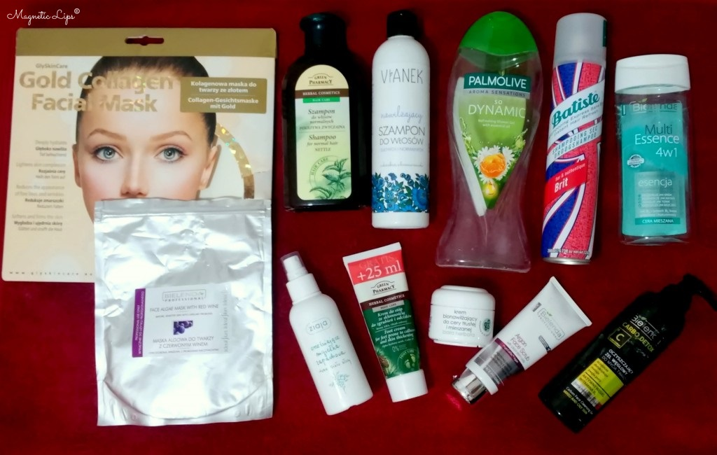 denko kosmetyki listopad