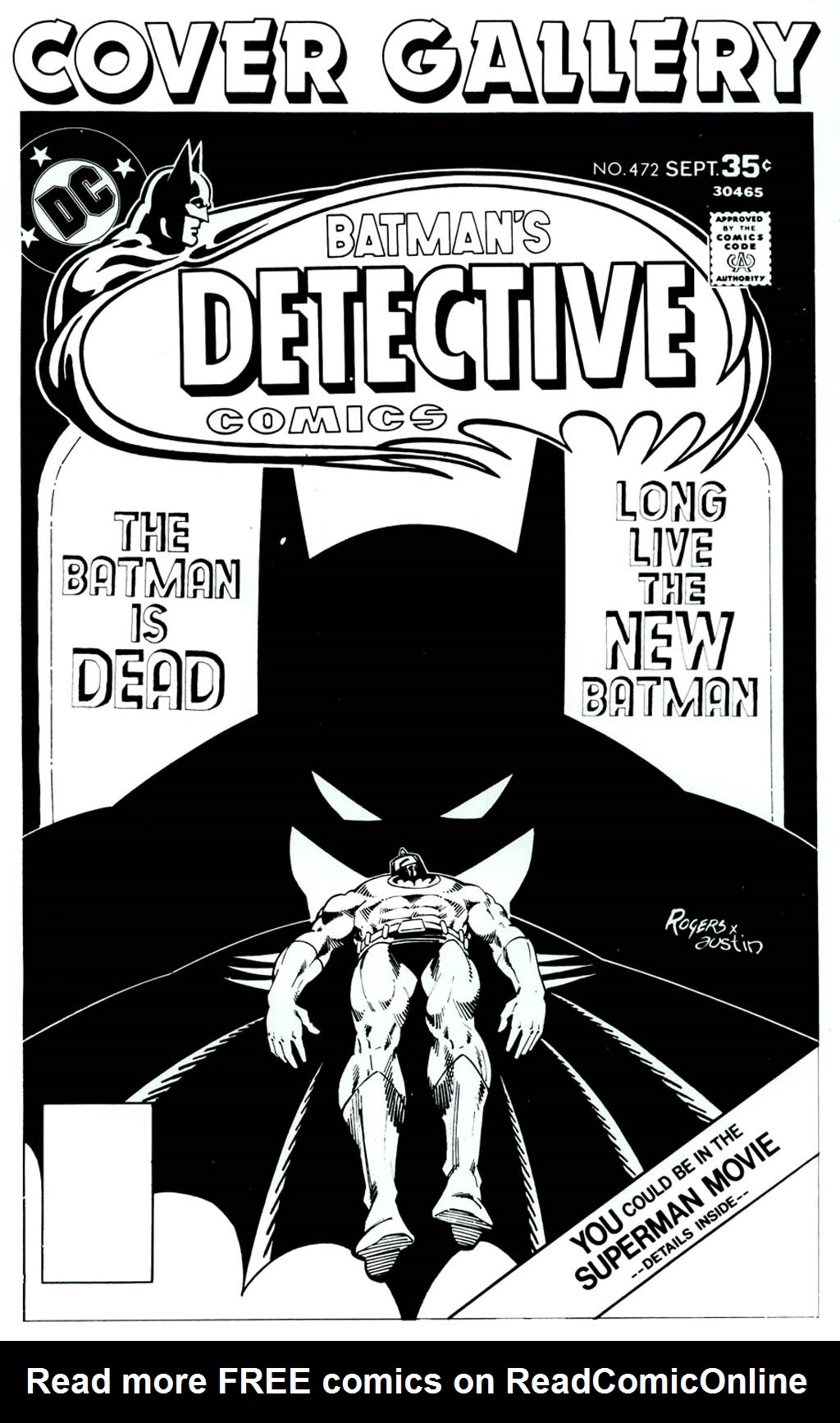 Read online Shadow of the Batman comic -  Issue #2 - 44