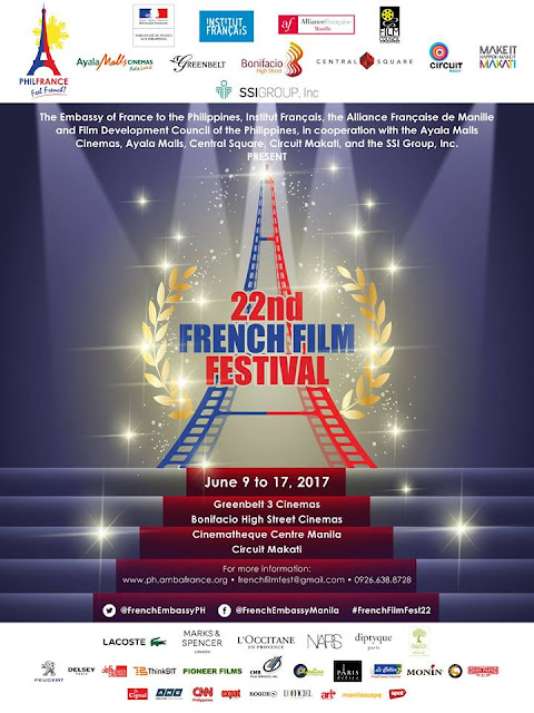 22nd French Film Festival at Ayala Cinemas