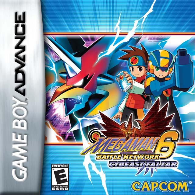 Mega Man Battle Network 6 Cybeast Falzar  » podfifthfino ml