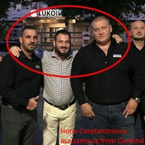 În episodul 'bodyguarzilor' care au venit să îl apere pe Liviu Dragnea la ÎCCJ, în octombrie 2017, Horia Constantinescu a declarat că este prieten cu doi dintre bărbații care l-au apărat pe fostul șef PSD  iar unul dintre bărbați 'a lucrat la noi', respectiv  la Bonton Palace, afacere derulată împreună cu Andrei Năstase.