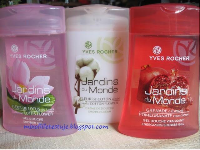 zakupy w YR, zakupy w Yves Rocher